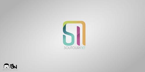 Soutouri Net Logo by saidn