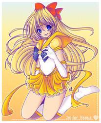 Eternal Sailor Venus by Kitanya