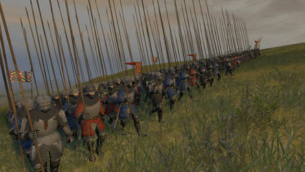March of the Pikes by Morgan1501