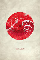 help japan by odinemb