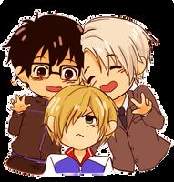 Happy Family by mikai02