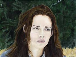 Bella - Acrylic Painting by loveleejubbly