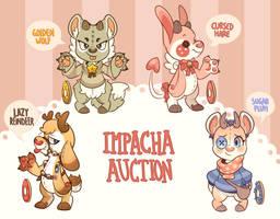 Holiday Impacha Auction ~ CLOSED by Milkynan
