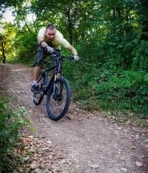 MTB Downhill by Zverko69