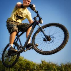 MTB Jump by Zverko69