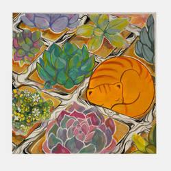 cactus cat! by ariamisu