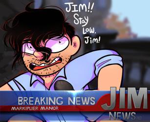 BE VERY JIM.....JIM by TinyShiro