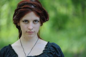 Forest Witchcraft Portrait 1 by Anariel-Stock