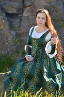 Medieval Green 1 by Anariel-Stock