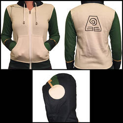 Toph Actual Hoodie by DrippingSin