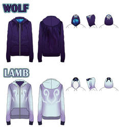 Kindred Hoodie Designs by DrippingSin