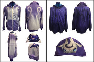 Kindred Lamb and Wolf Hoodies by DrippingSin