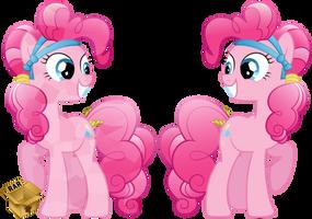 -V- Crystal Pinkie Pie by Pirill-Poveniy