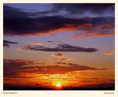 Urban Sunset II by AmberSunset