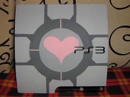 Companion PS3 by LittleEdward