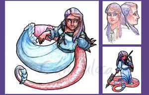 Random Character: Sacy Twirian by Cuniculosa