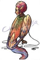 Random Char: Socri by Cuniculosa