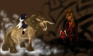 Ewoks and Bordoks by Cuniculosa