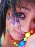 makeup. by salinaa