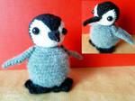 Baby penguin by kokosiak80