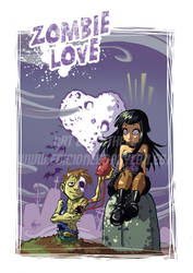 Zombie Love by MarcelPerez