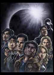 Heroes by MarcelPerez