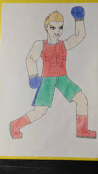 My Smash Main - Little Mac by Tabacookie