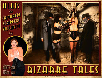 Kidnapped by Mistress Sugar Rush and her henchmen by AlaisPeach