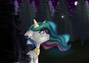 Lullaby for a Princess~ by xcinnamon-twistx