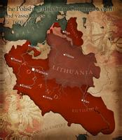 Civilization 5 Map: Polish-Lithuanian Commonwealth by JanBoruta