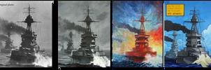 The Benbow Triptych by JanBoruta
