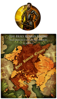 Civilization 5 Art: Holy Roman Empire by JanBoruta