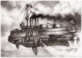 The Tsar's Piranha by JanBoruta