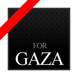 For Gaza - a stand by hearts by SimplyFairy