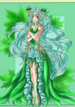 elven spirit by soniamanga