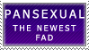 Pansexuality is a Fad by genkistamps