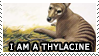 I Am A Thylacine by genkistamps