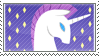 Unicornia Faction Stamp by genkistamps