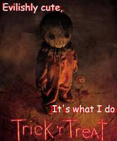 Trick 'r Treat Sam by Cosplay-Guru