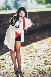Kyoko Minazuki Rival Schools of Fate by kinzuya
