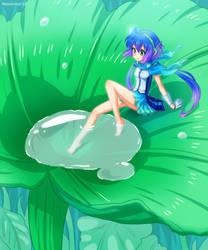 fairy Aoki Lapis by RacoonKun