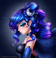 Luna Royal by RacoonKun