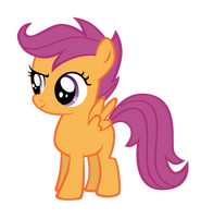 Scootaloo Is Best CMC by MrLolcats17