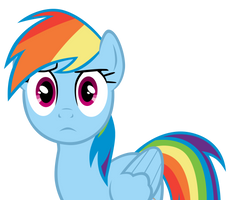 Rainbow Dash Doesn't Understand by MrLolcats17