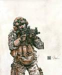 Trooper by phongduong
