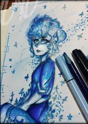 Aqua by Czashi-Draws9