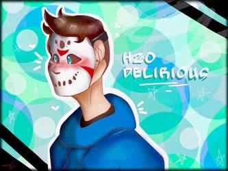 H2O Delirious by Czashi-Draws9