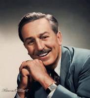 Walt Disney by MemoriesOfTime97