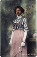 Edwardian woman by MemoriesOfTime97