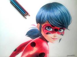 Ladybug by GoFouster